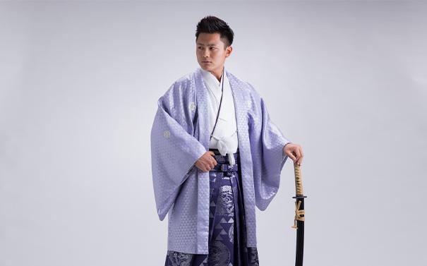二十歳記念(羽織袴・成人式・男性)